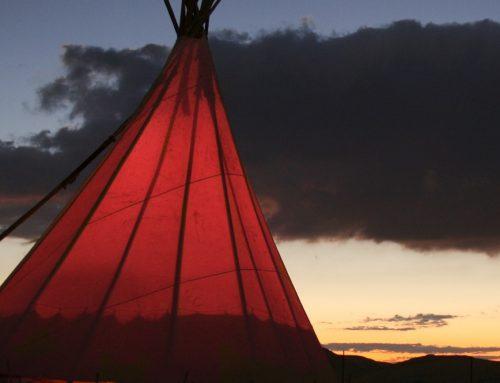 Behandlingsprogram – Det röda tältet – Komplett
